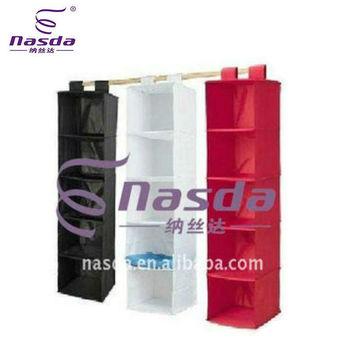 Multifunction PP Non Woven Fabric Wall Hanging Storage Organizer