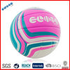 PVC new design machine sewn advertising volleyball