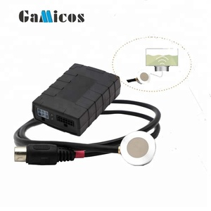 GPS Tracking 1M Ultrasonic fuel tank level monitoring