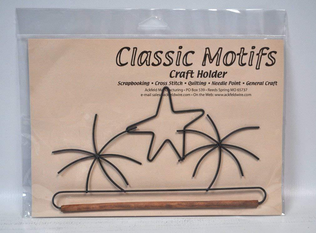 Classic Motifs 7.5 Inch Fireworks Craft Holder