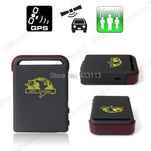 В реальном времени GPS / GSM / GPRS трекер TK102B с tf-карта слот