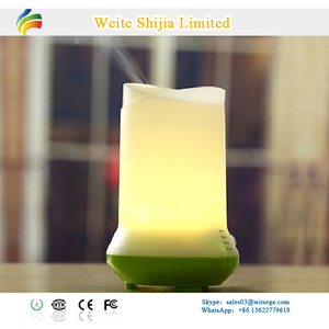 2016 ultrasonic aroma mist diffuser/air atomizer & humidifier with special night-light