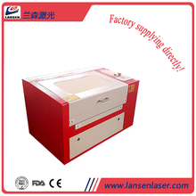 Stamp Rubber Embroidery Laser engraver for Small industries from China