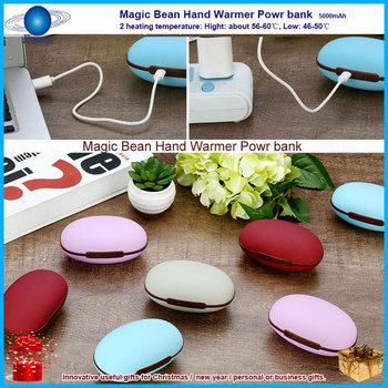 Magische Bohne Handwarmer Innovative Elektronische Buro Geschenke