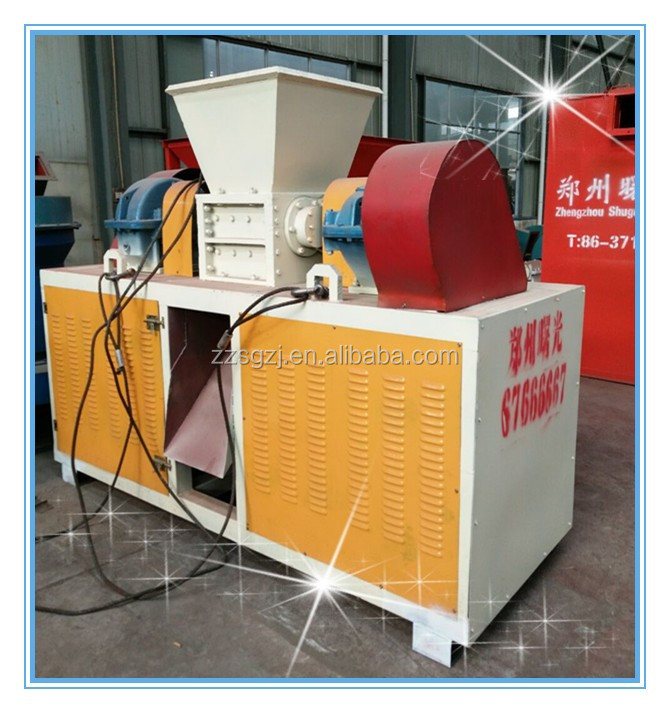 New type advanced technology car battery crusher/eps shredder