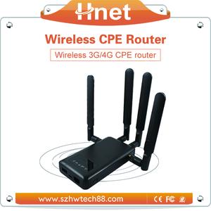 RJ45 lan slot unlock usb dual sim 4g lte wifi router openwrt vendor