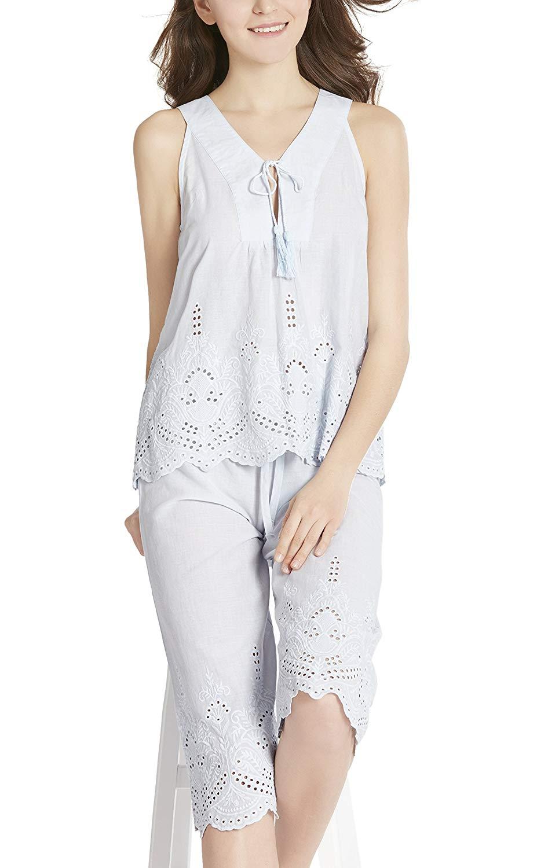 Get Quotations · Summer Pajamas for Women 76d8d82cc