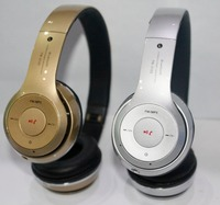 Mobile phone headphone bluetooth stereo headset BT headphones