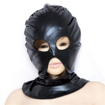 bondage wear mask