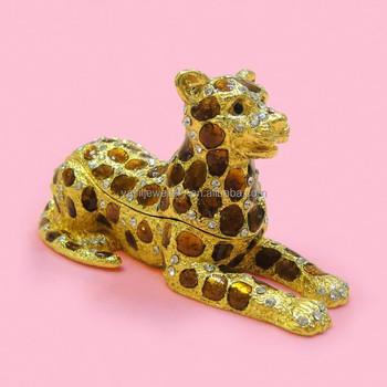 boite a bijoux animal