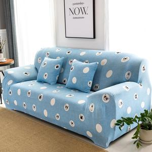 Groovy Printed Polyester Sofa Cover High Stretch Corner Sofa Cover Interior Design Ideas Gresisoteloinfo