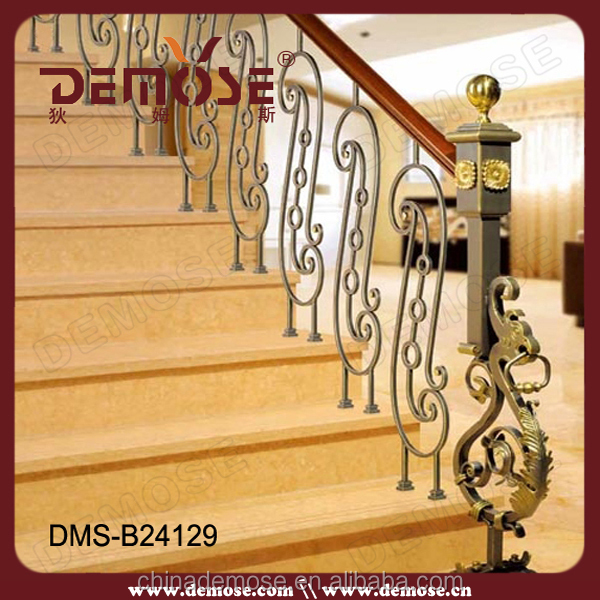 Prefab Wrought Iron Stair Railings, Prefab Wrought Iron Stair Railings  Suppliers And Manufacturers At Alibaba.com
