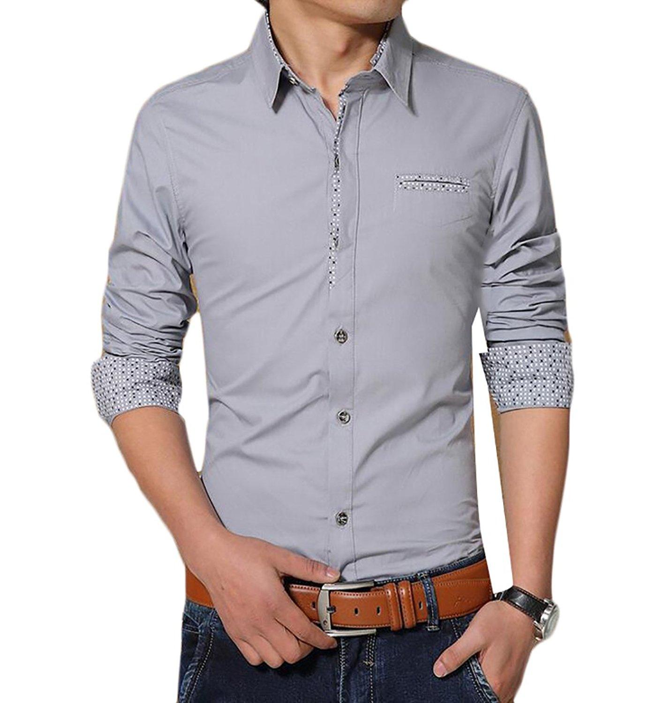 фото кэжуал рубашки для мужчин профессионального