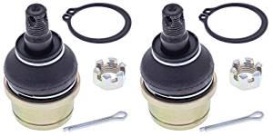 QUADBOSS Complete Ball Joint Kit Lower for Honda TRX250TE Recon 2002-2016