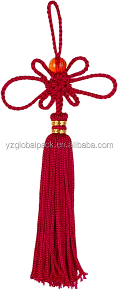 Designer Tassels with China Knot