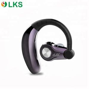 Fashion stereo stylish sports microphone wireless headphones earphones