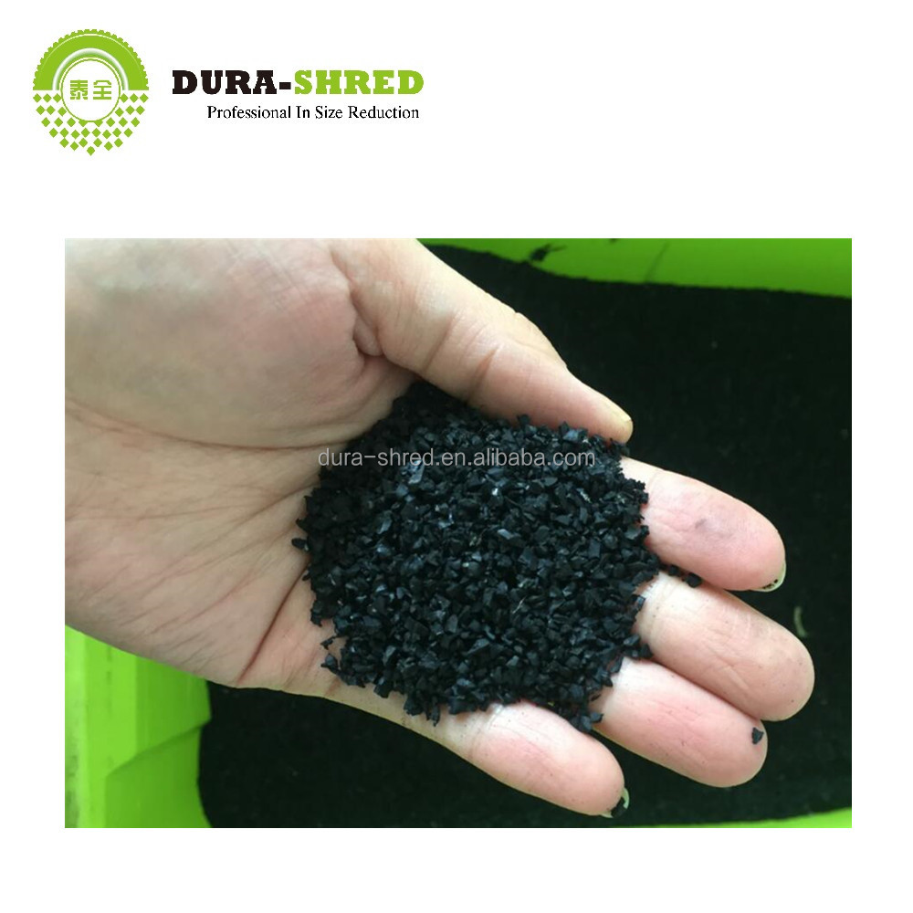 price of crumb rubber plant