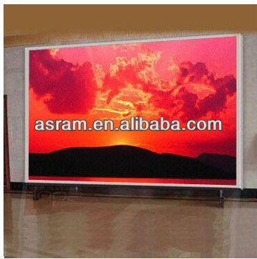 Asram Soft LED Display Screen/ Flexible Soft Curtain For Stage Background/ Curve Led Display Screen for Decoration P3 Vidoe wall