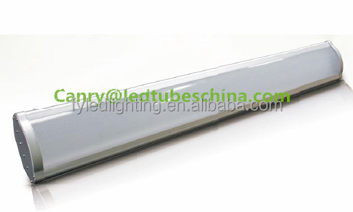 Latest 1200mm Samsung ledstriangle proof SMD5730 150mA rated max clear cover 5 years warranty, CRI>80