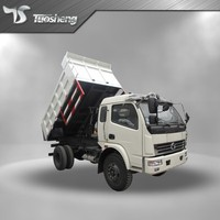 China 4x2 dump truck 10 ton capacity for sale