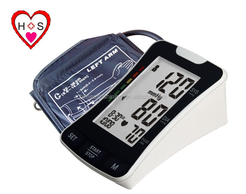 The Highset Quality and Cheapest Mini Blood Pressure Machine Wrist Blood Pressure Monitor Digital BPM for