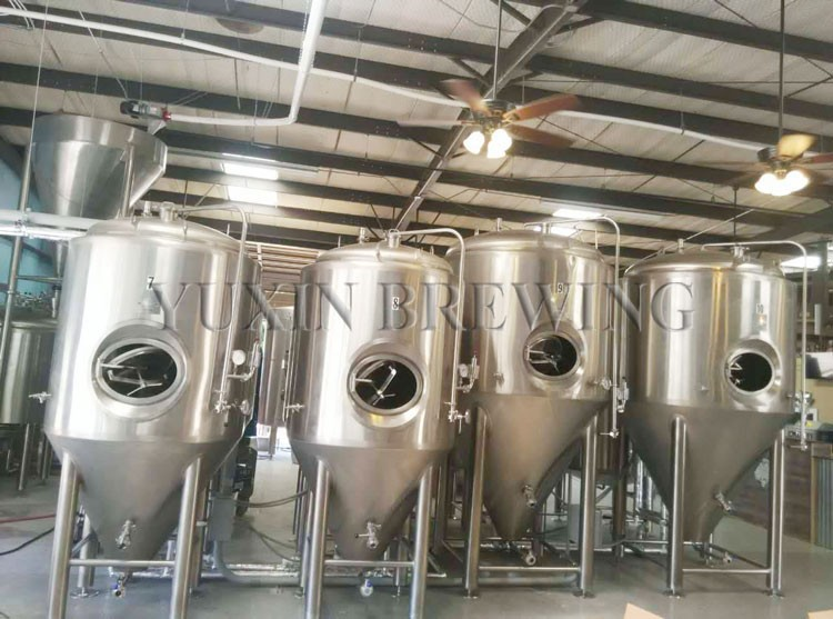 Turnkey Microbrewery Equipment 10bbl Beer Brewing Buy