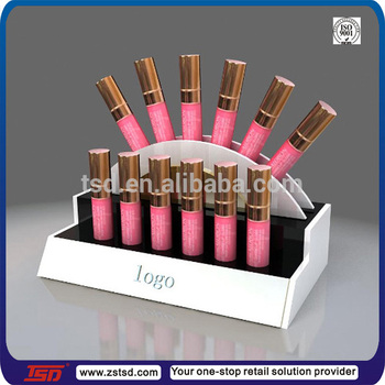 Tsda40 Acrylic Lipstick Display StandAcrylic Cosmetic Display Unique Mac Lipstick Display Stand