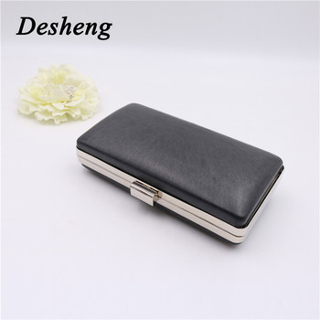 Wholesale Handbags Accessories Custom Metal Purse Frame Box Clutch Bag Frames