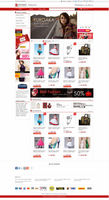 secure shopping cart system, ecommerce website and App
