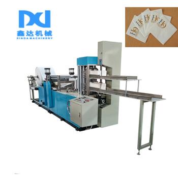 4 Color Print Process Z Fold Napkin Machine Buy Process Z Fold
