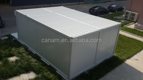 CANAM-Steel garage/Flat roof portable garage carport for sale