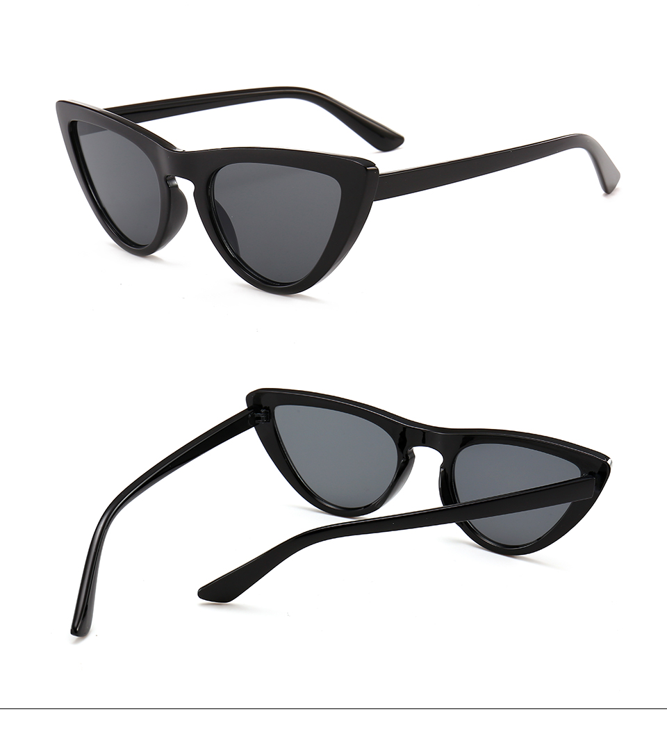 fbd2c457ca8 10829 Superhot Eyewear 2018 Fashion Cat Eye Sunglasses Women Brand Designer  Cateye Sun glasses 90s Retro