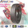 China top brand truck tyre 255/70r22.5 price and weight ,10r 22.5 radial truck tyre