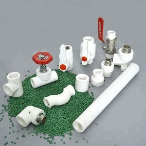 DN 20 25 32 PPR pipes green pip and tube for drinking water ppr fittings