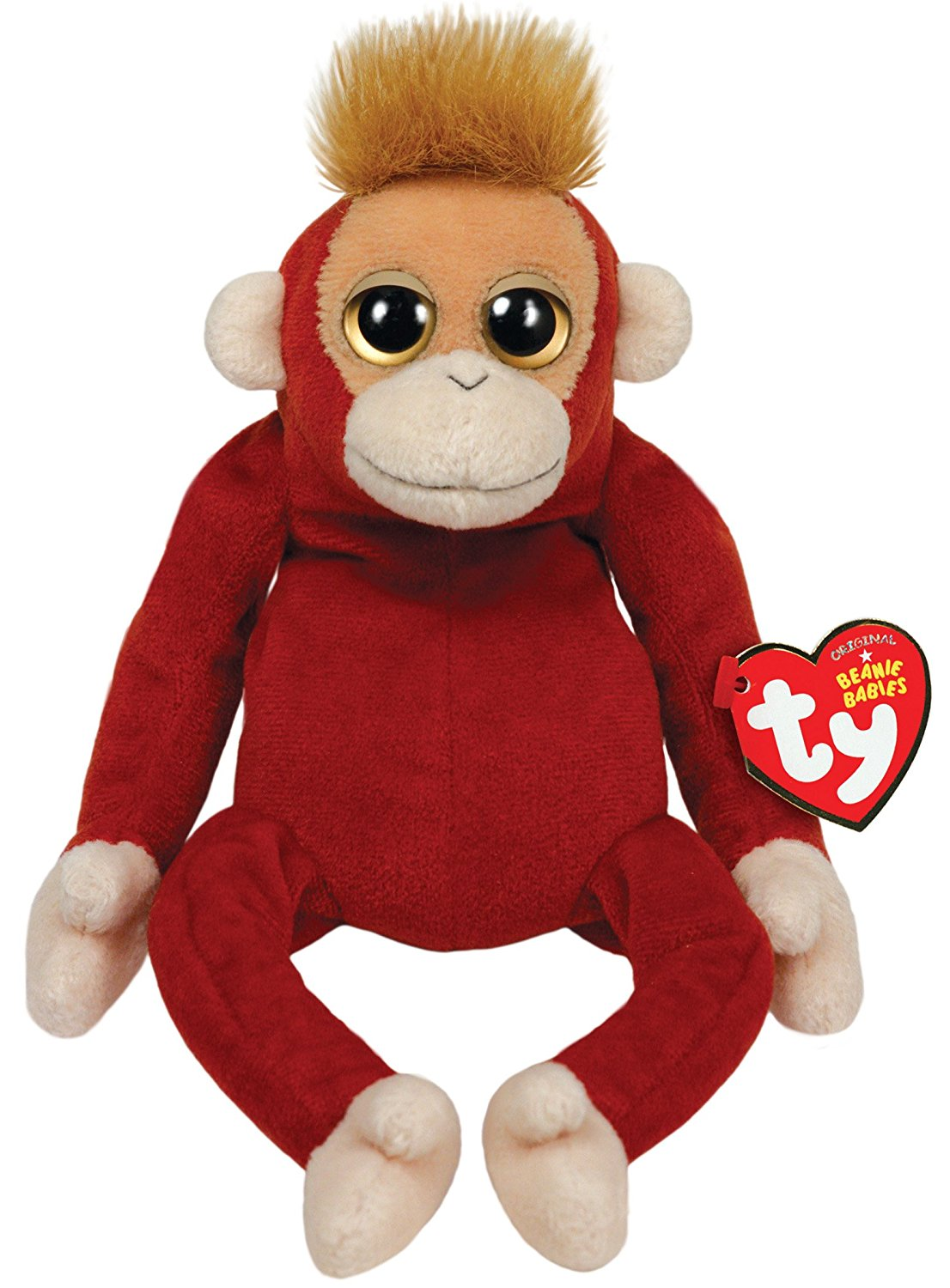 Buy Ty Beanie Babies Schweetheart The Baby Orangutan Plush Toy