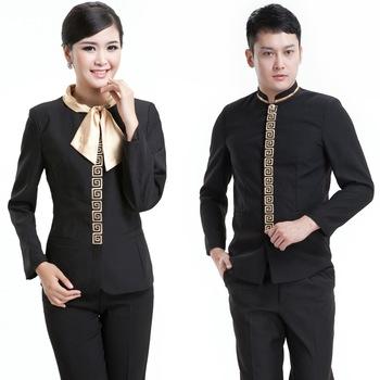 2019 hotel staff uniform design