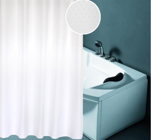 How to clean 100 polyester shower curtain curtain for How to clean bathroom curtain