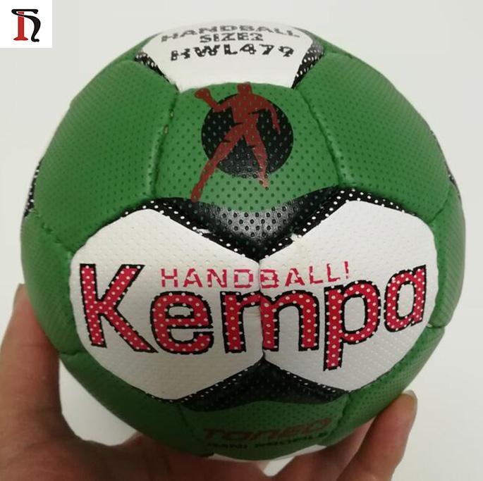 balonmano Wholesale Handball Size 1# 2# 3# Soft PU Hand Stitched Custom Logo Sports Game Training Match Mini Handball