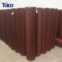 Plastic coated aluminium mesh price expanded metal for decoration