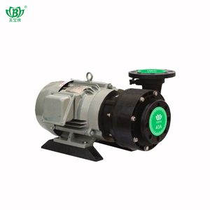 Alkali liquor transfer chemical circulation pump plastic centrifugal chemical pump