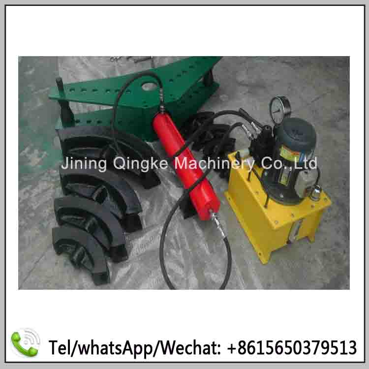 SWG-2A hydraulic pipe bender Portable pipe bending tool for kinds of pipe