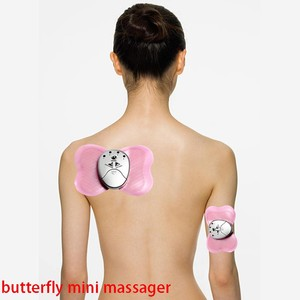 2017 Amazon hot selling Portable kneading electronic butterfly massager