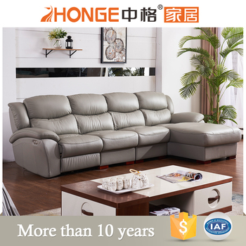 Lazy Boy Recling Top Leather L Shaped Recliner Sofa Bed - Buy Top Leather  Recliner Sofa,Lazy Boy Recling Sofa,L Shaped Recliner Sofa Bed Product on  ...