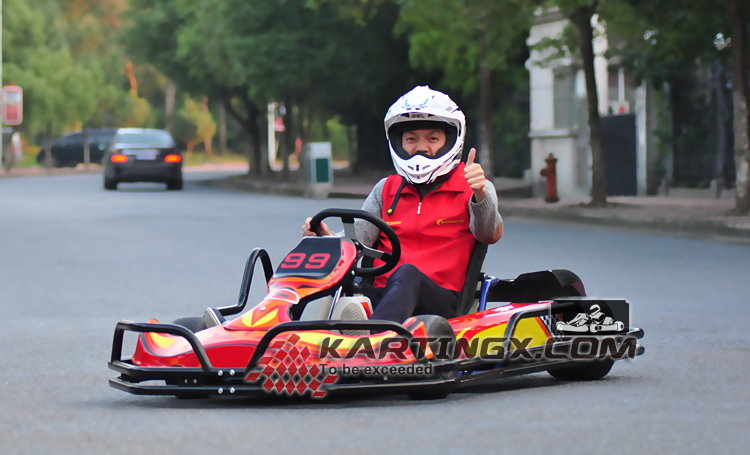 500cc cheap adult electric racing go karts for sale
