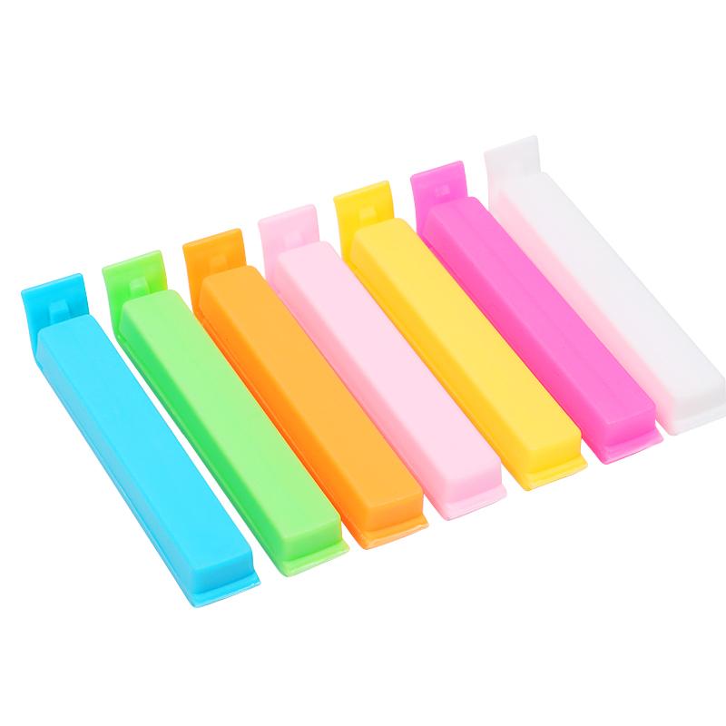 Hot Koop Praktische Keuken Gereedschap Open Zak Snacks Seal Bag Clip Relatiegeschenken Plastic Voedsel Opbergtas Seal Clip