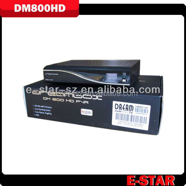 Dreambox DM800,DM800S,DM800-S