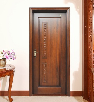 Indonesia wooden door teak wood main door design solid for Latest design for main door
