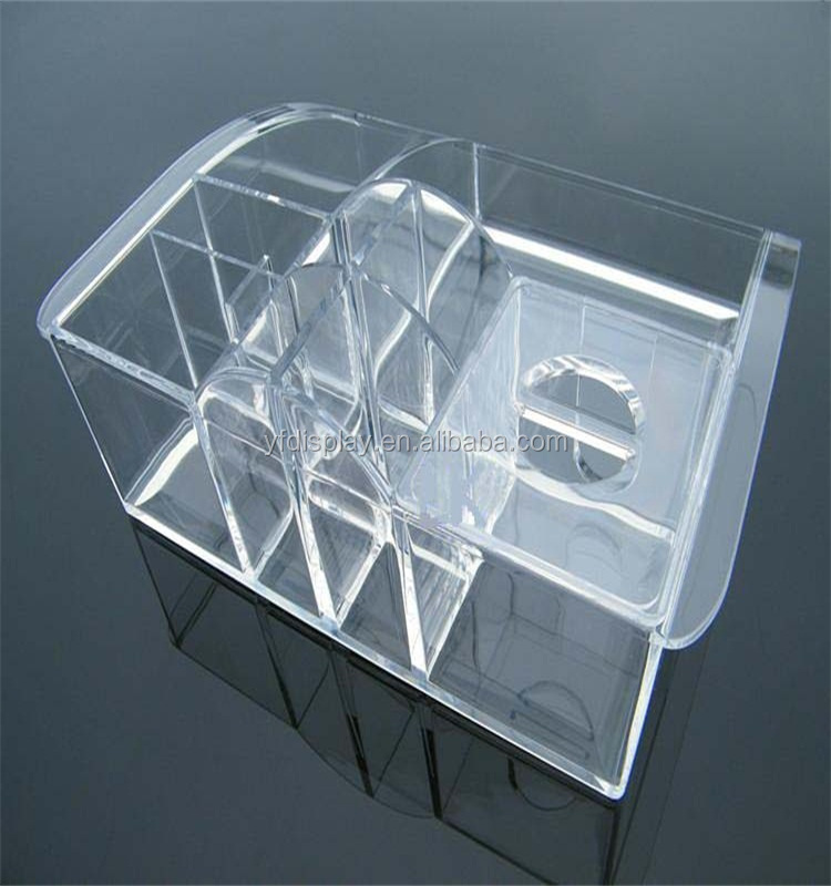 Curved Acrylic Office Desktop Supplies for Sale