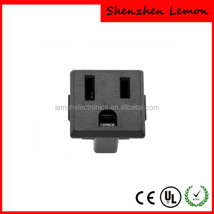 US 110V ac power socket,AC Power Electronic Outlet