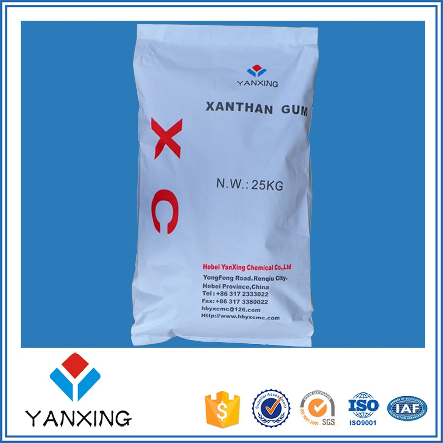 xcd polymer xanthan gum oil drilling